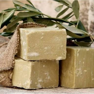 8 li zeytinyağlı sabun
