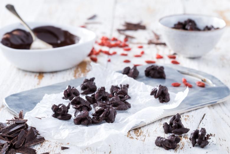 GOJI BERRY CHOCOLATE