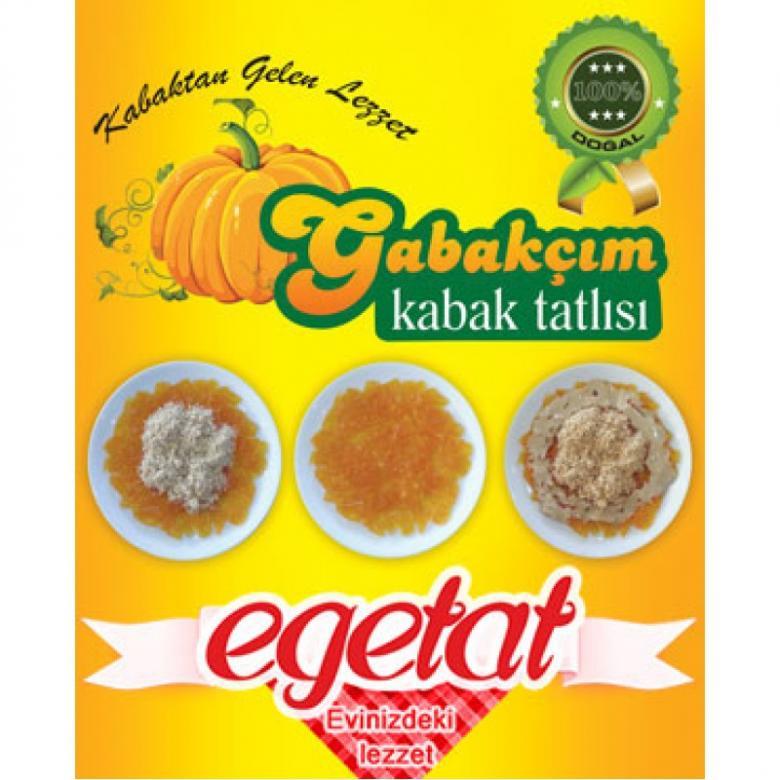 Organik Kabak Tatlısı (5 Kg)