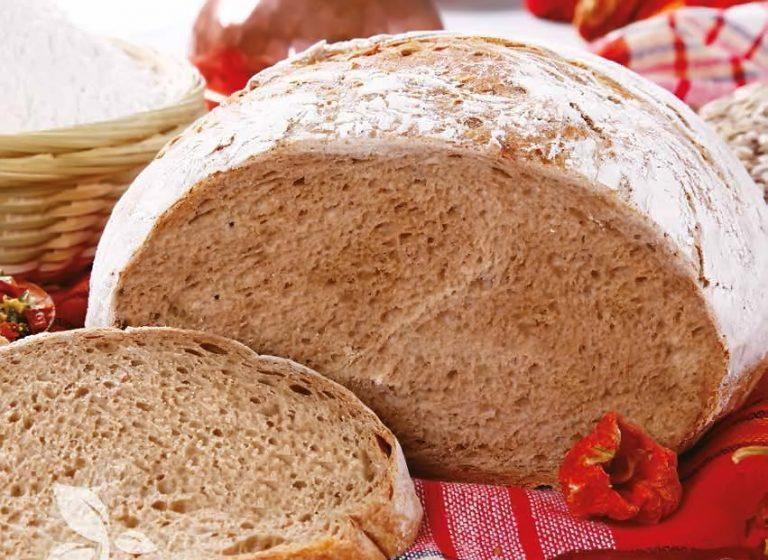 tam buğday köy ekmeği