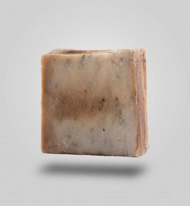%100 Doğal Lavantalı Zeytinyağı Sabunu (1 Kalıp)