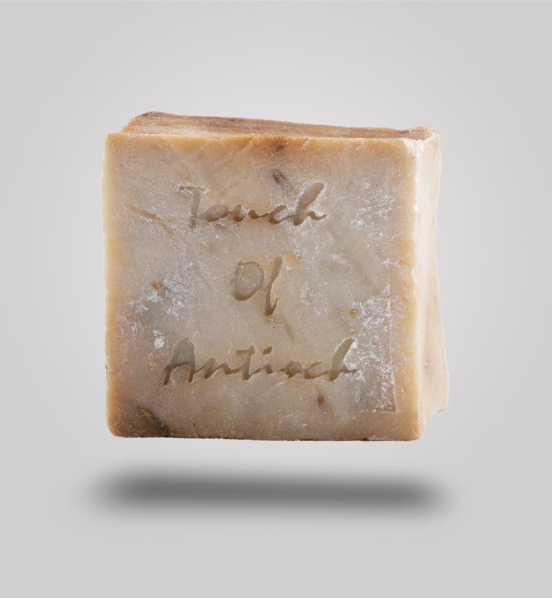 %100 Doğal Zahterli Zeytinyağlı Sabun (1 Kalıp)