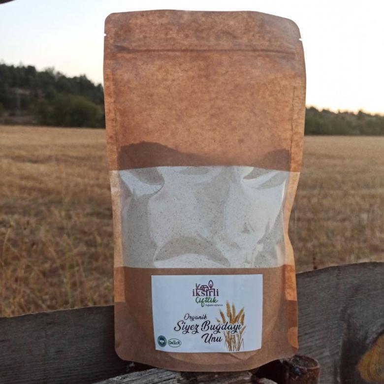 Organik Siyez Unu Organik Siyez Buğdayı Unu 500 gr