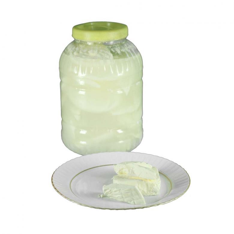 Organik Salamura İnek Peyniri - 3.5 Kg (Net)