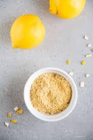 Glütensiz Limon Kabuğu Tozu 250 g