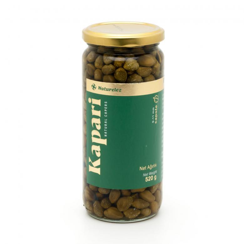 Doğal Kapari (Capote) - 520 g