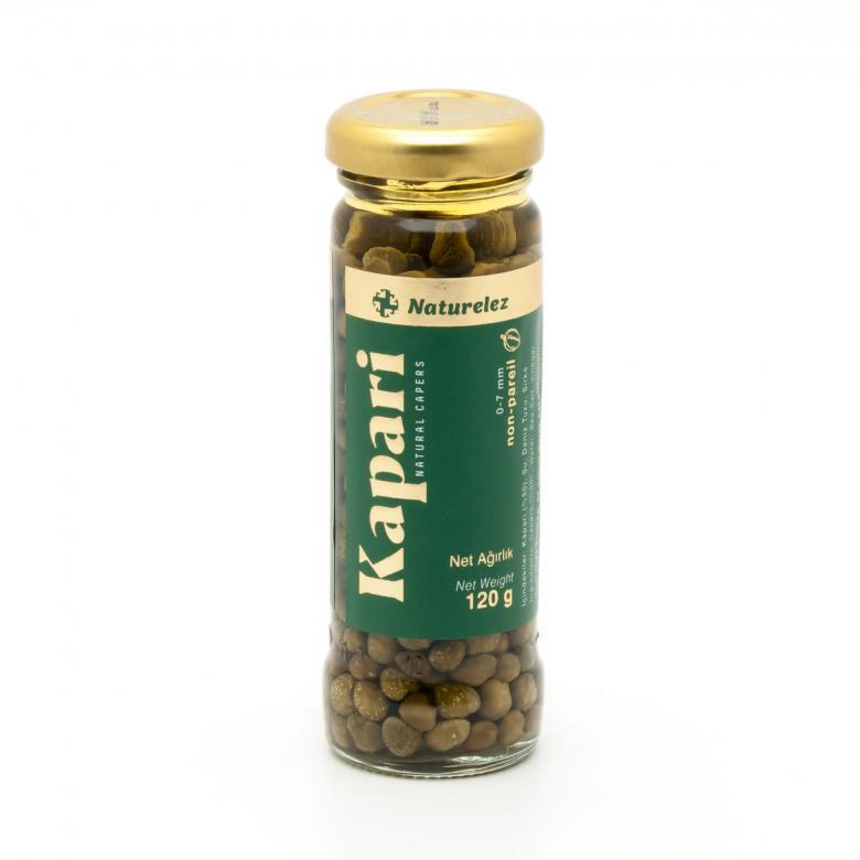 Doğal Kapari (Non-pareil) - 120 g