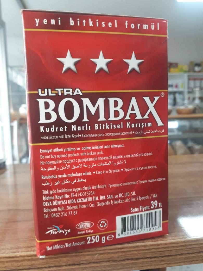 BOMBAX - ENERJİ