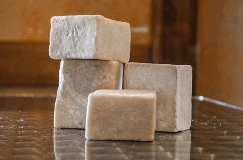 Ev Yapımı Natural Saf Zeytinyağı Sabunu 1000 g